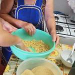 マンマの料理教室 クスクス