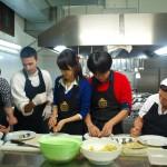 ドンナフランカ料理教室