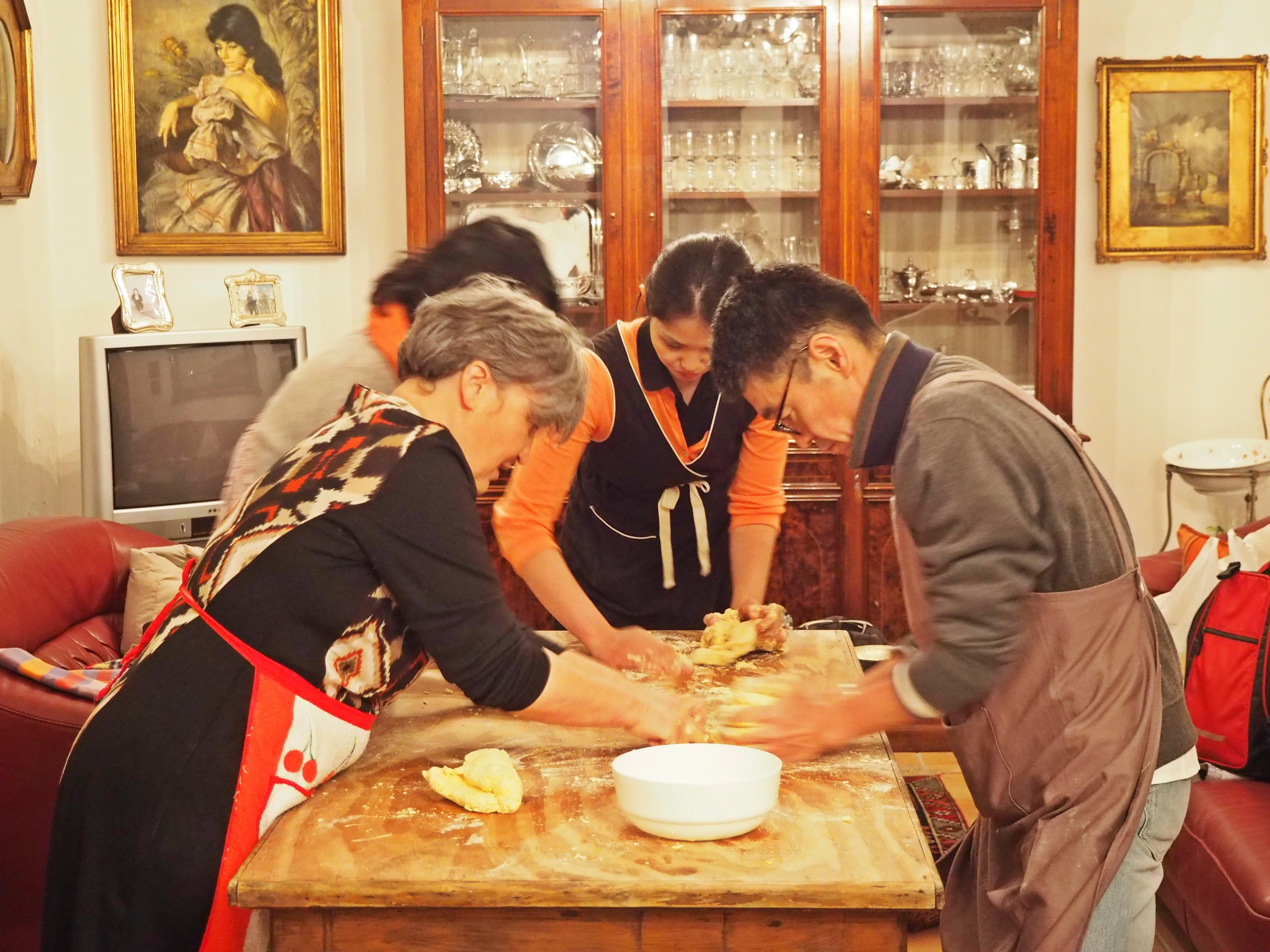 マンマの料理教室